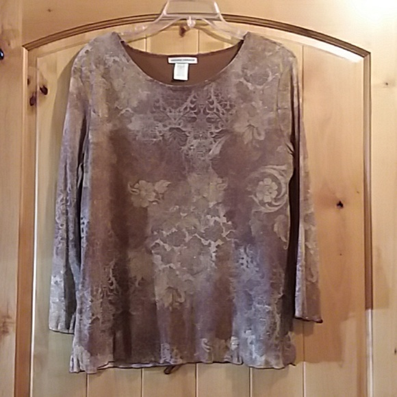 Tops - Sparkly knit top